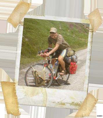 Bike Touring in true Littleford fashion