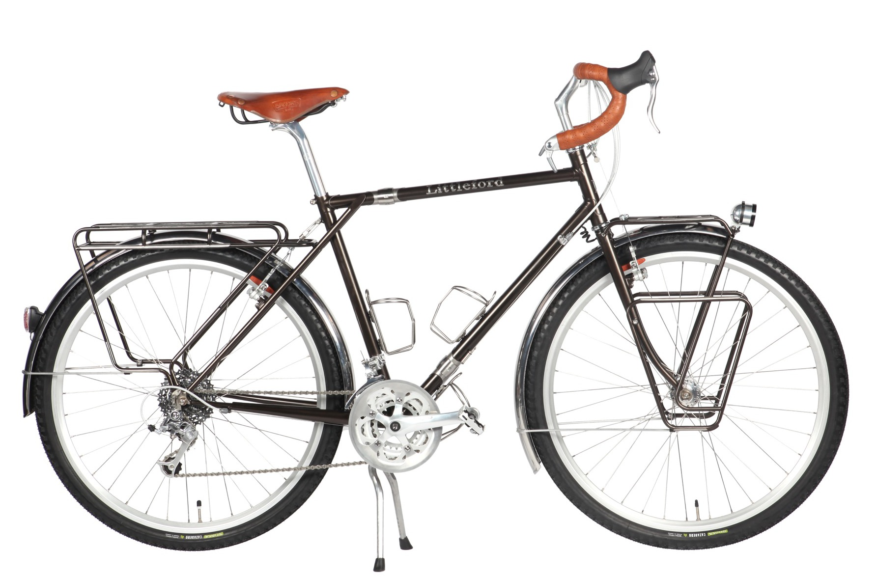 Custom Touring Bikes by Littleford | Portland, OR » Bike Gallery