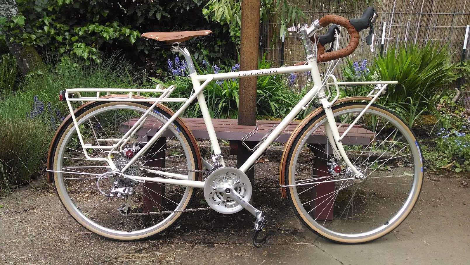 Custom Touring Bikes by Littleford | Portland, OR » Bike Gallery