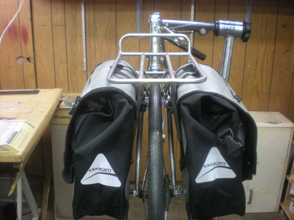 front rack loaded- close