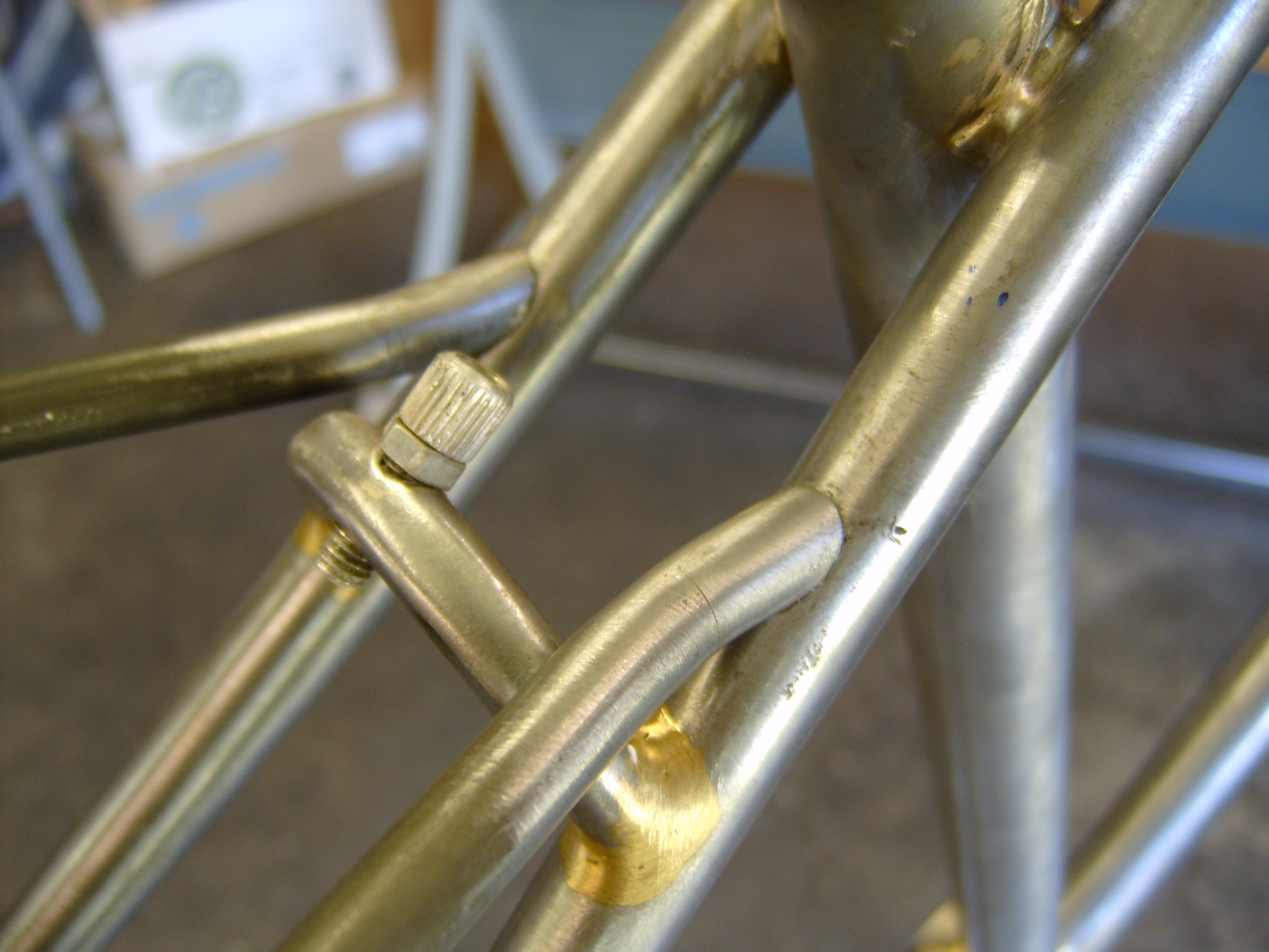 Custom Touring Bikes by Littleford | Portland, OR » Tailor