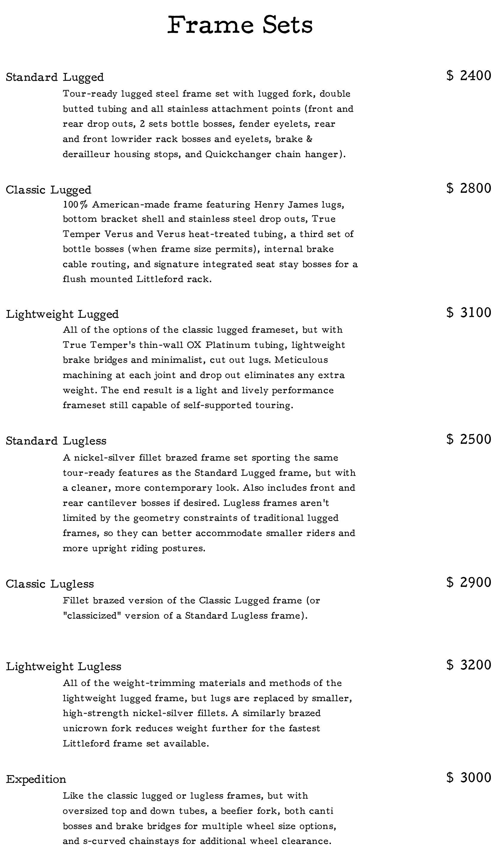 frameset pricelist 10-11-14
